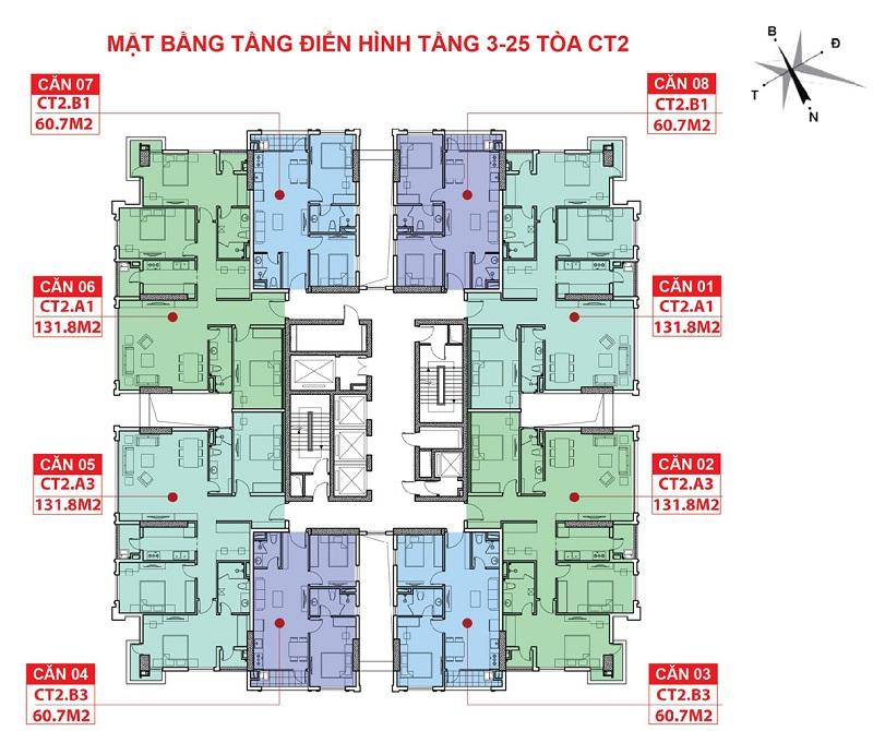 mat bang toa ct2 chung cu iris garden