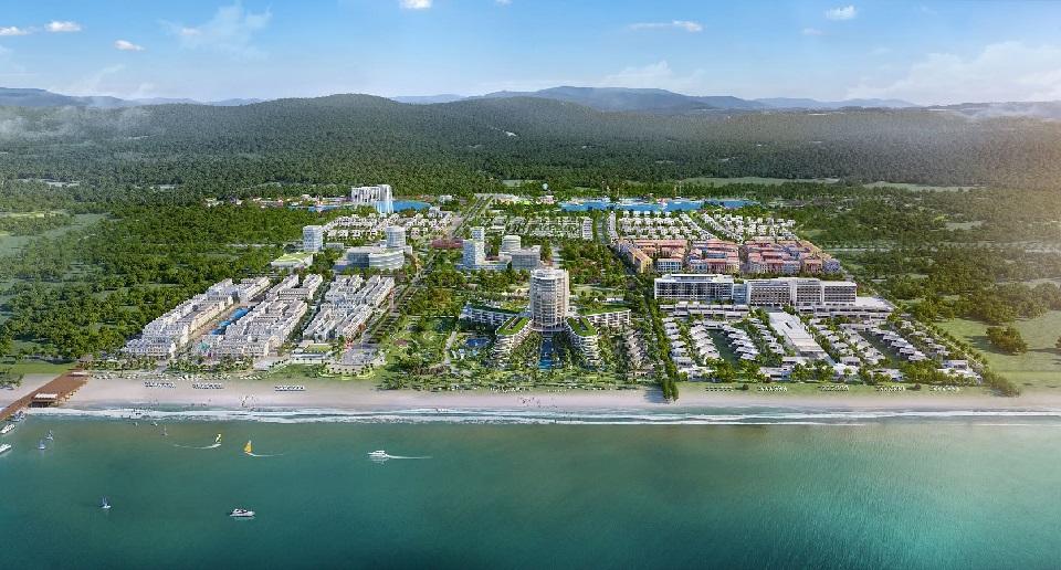 quần thể nghỉ dưỡng Marina phú quốc
