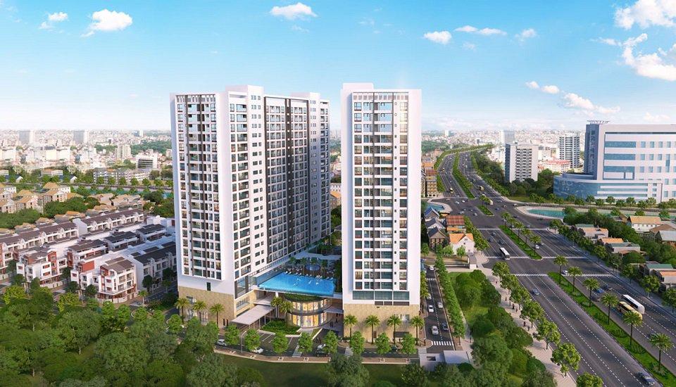 Chung cu Green Pearl 378 Minh Khai