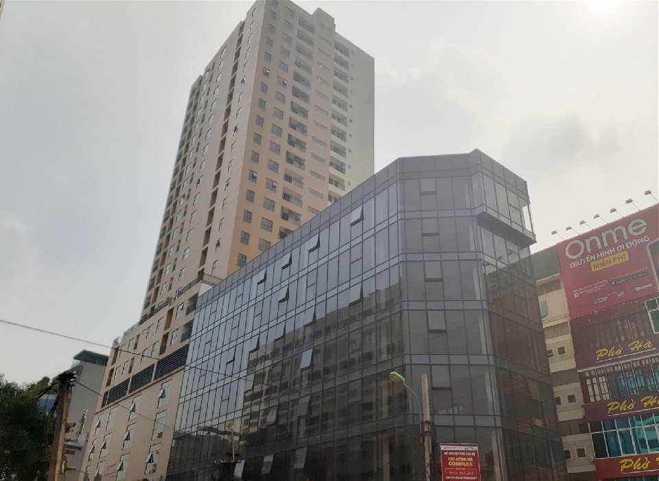 Chung cư Tân Hồng Hà Complex 317 Trường Chinh