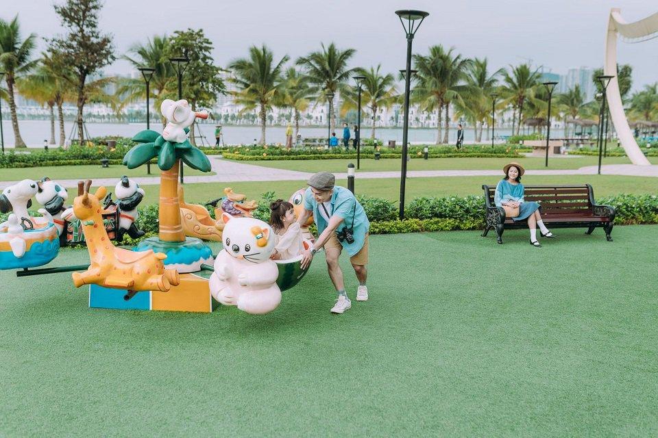 Công viên vui chơi cho trẻ em