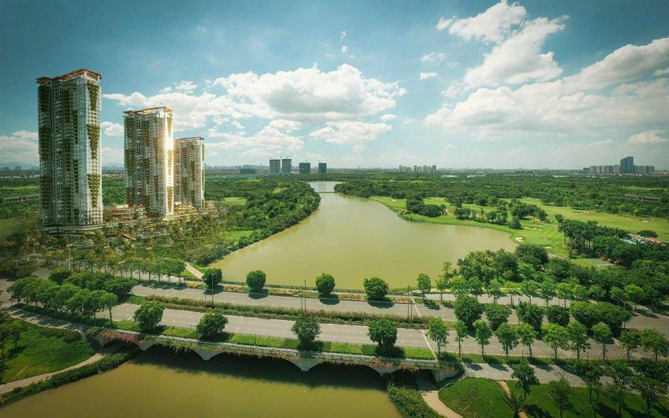 khu đô thị sinh thái ecopark 2021