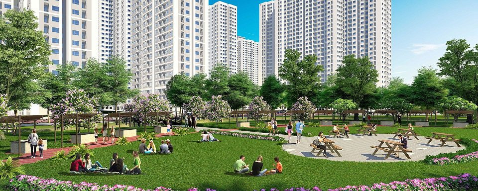 Phân Khu Ruby Vinhomes Smart City