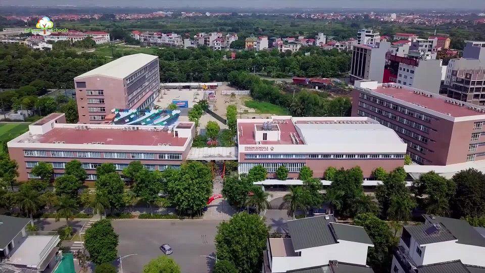Trường học edison Ecopark